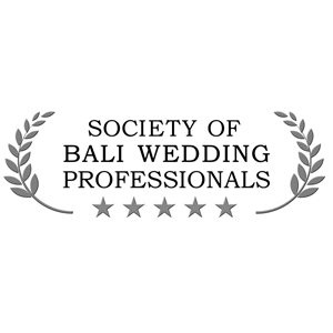 Member of SOCIETY OF BALI WEDDING PROFESSIONALS
