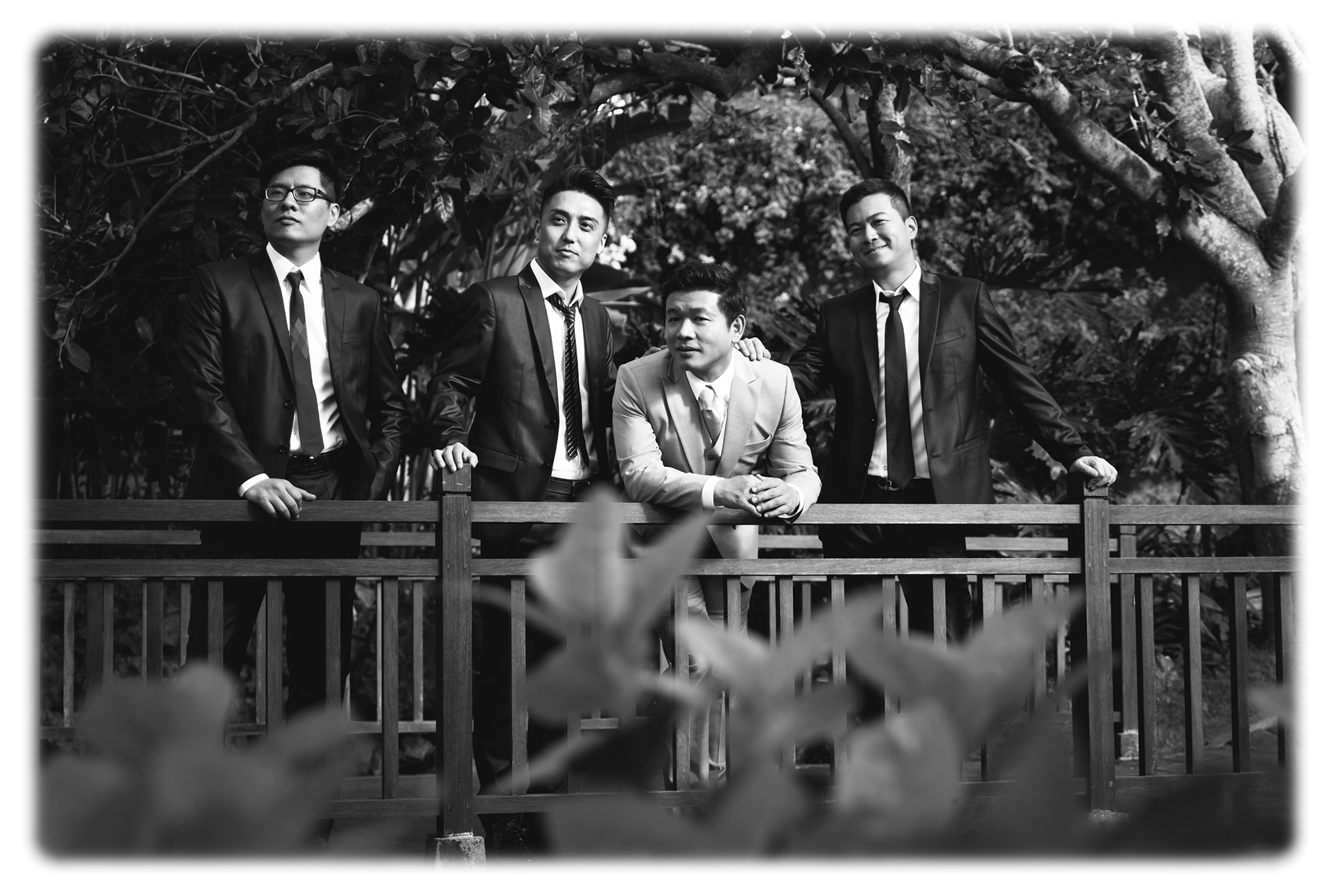 AYANA Garden wedding photographer
