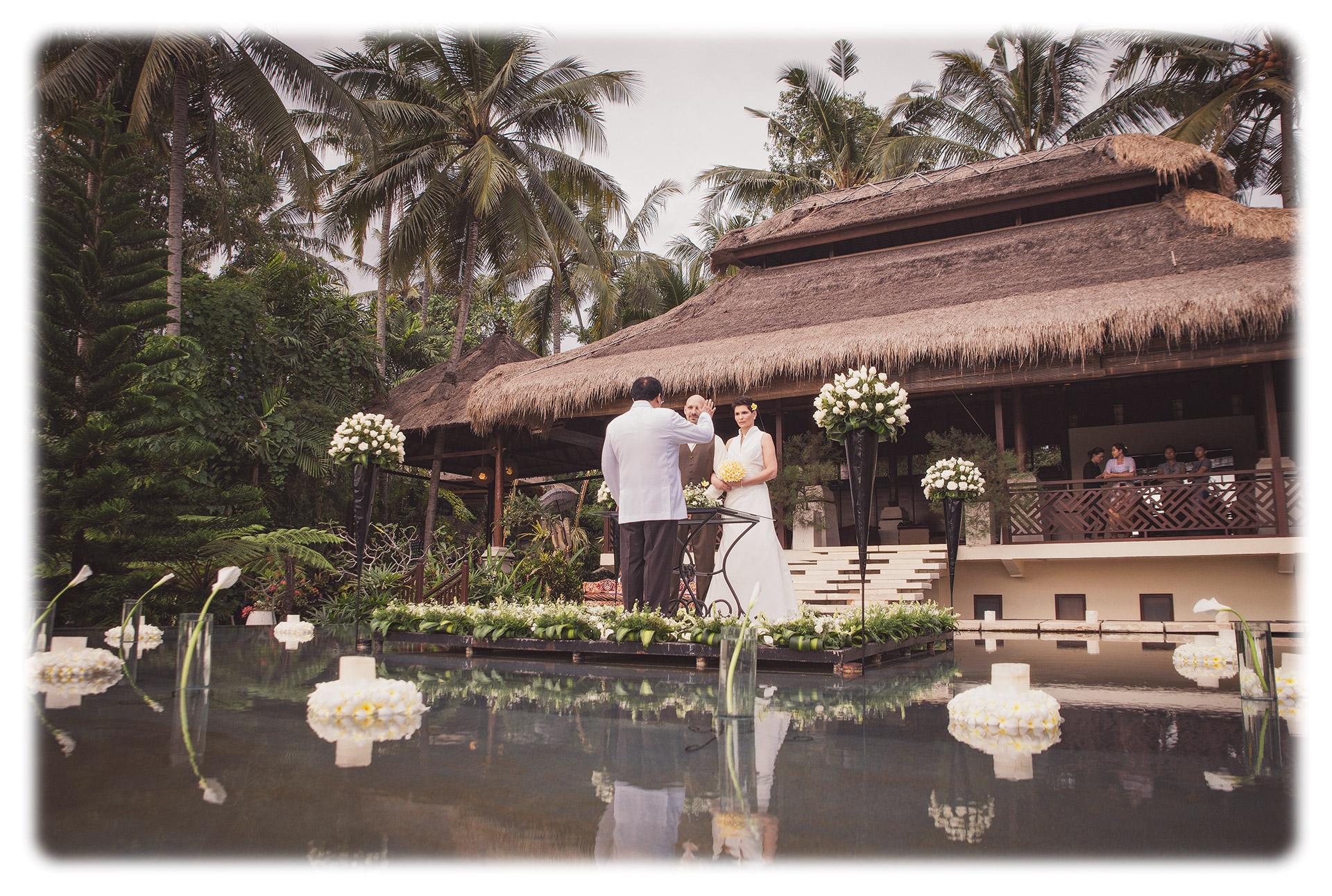 Ubud Resort Wedding