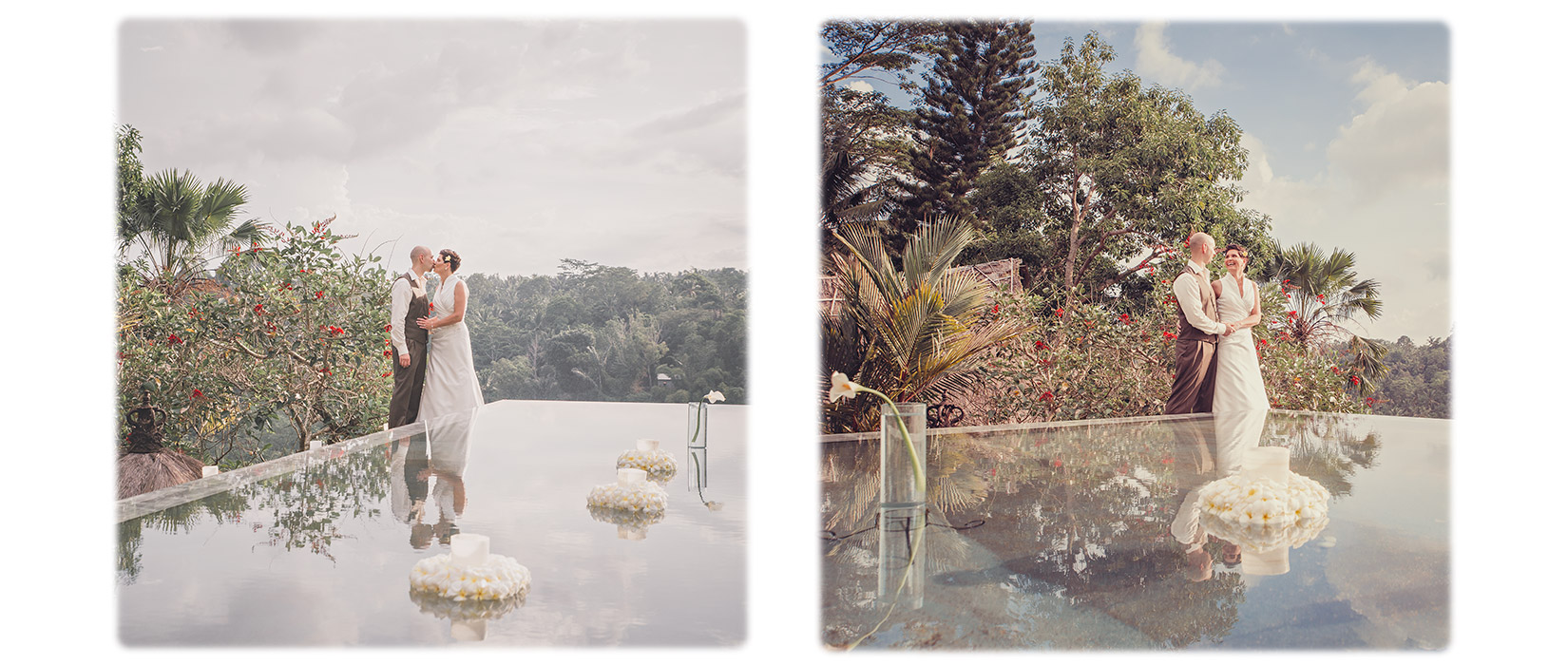 Ubud Resort Wedding