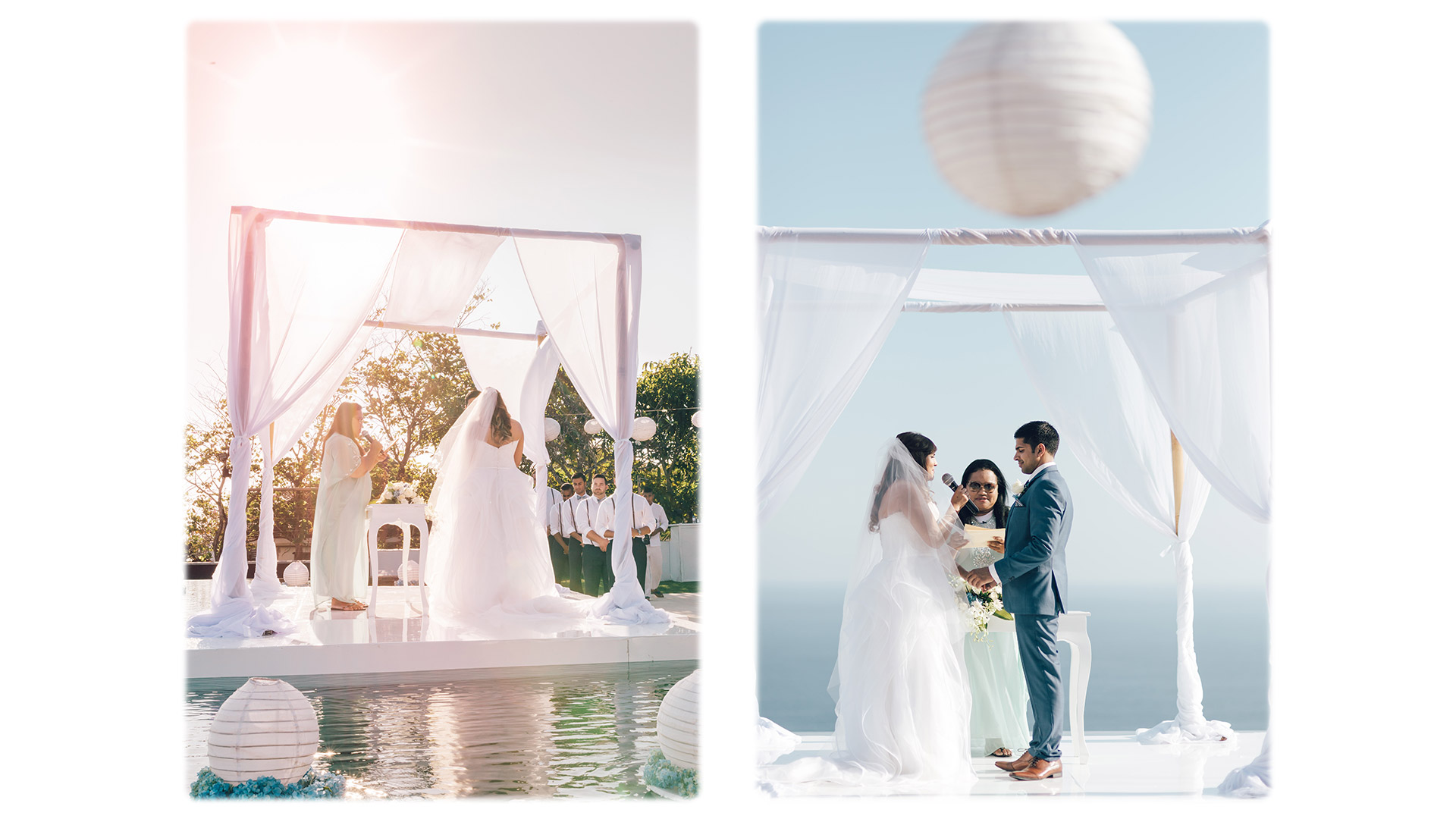 Bali international wedding photographer