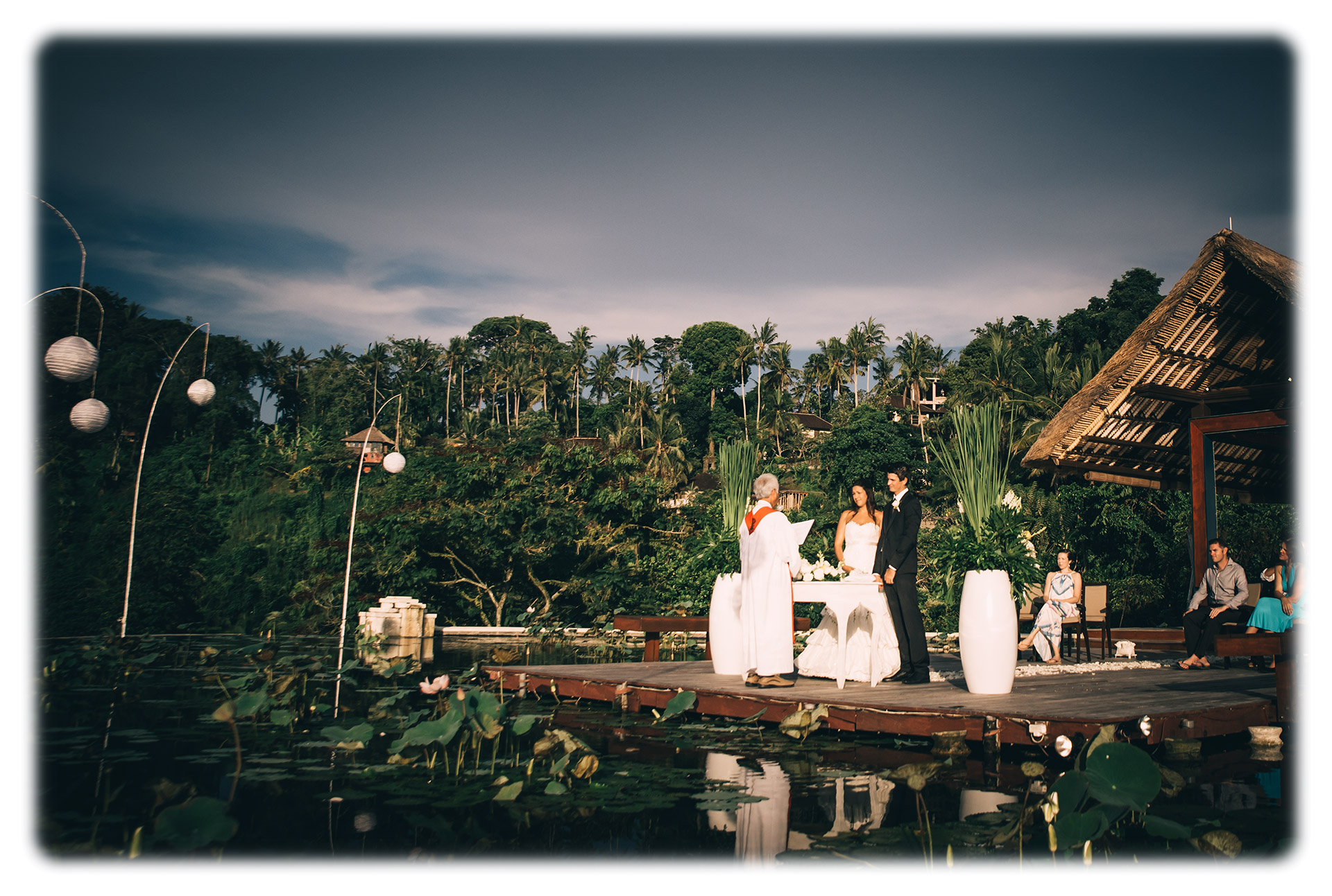 Sayan Ubud Wedding