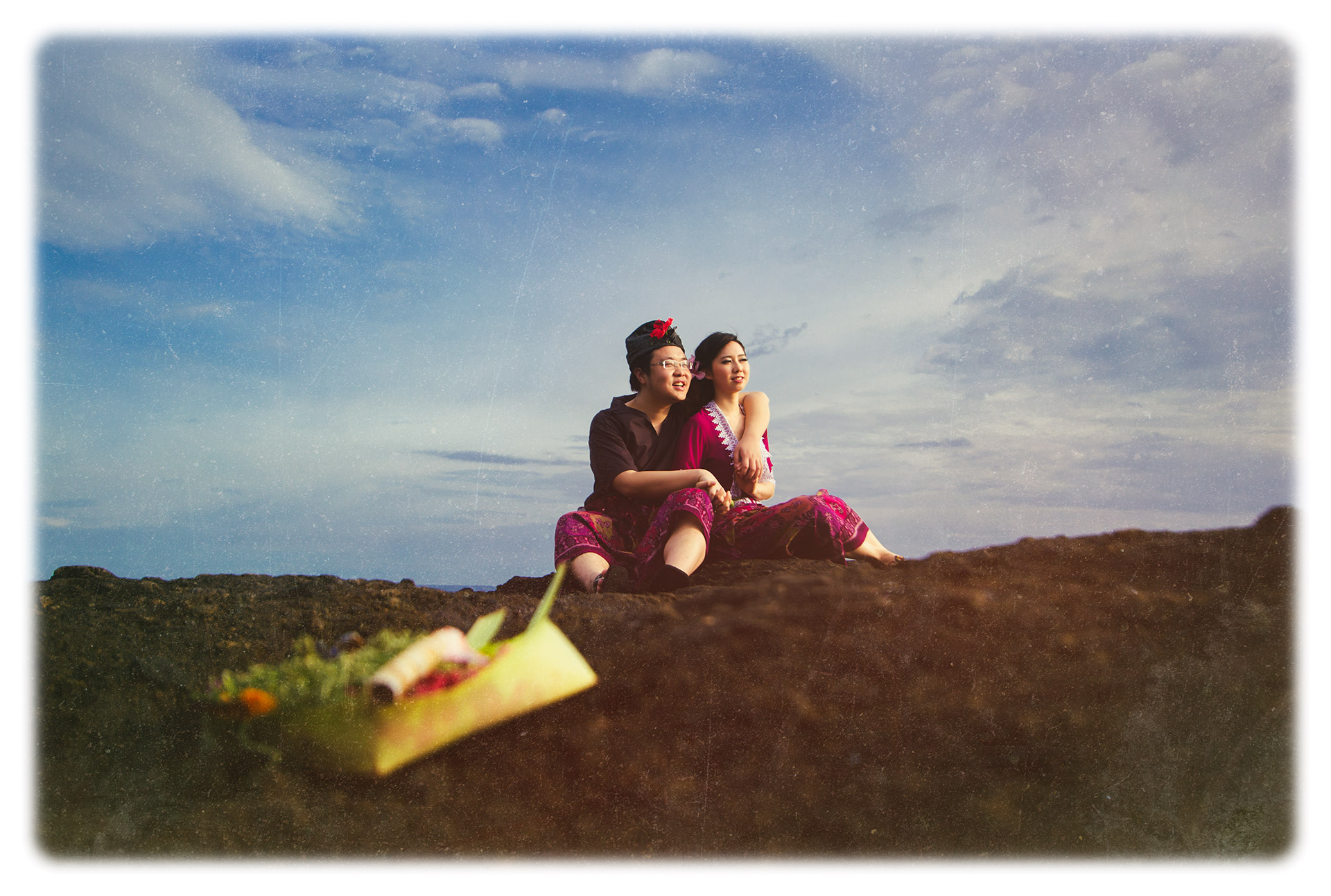 Bali Vintage Film Photography