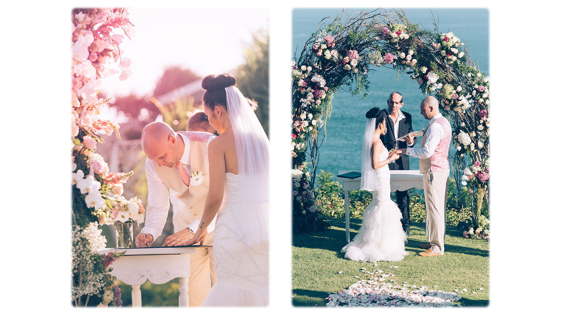 UNGASAN RESORT VILLA WEDDING