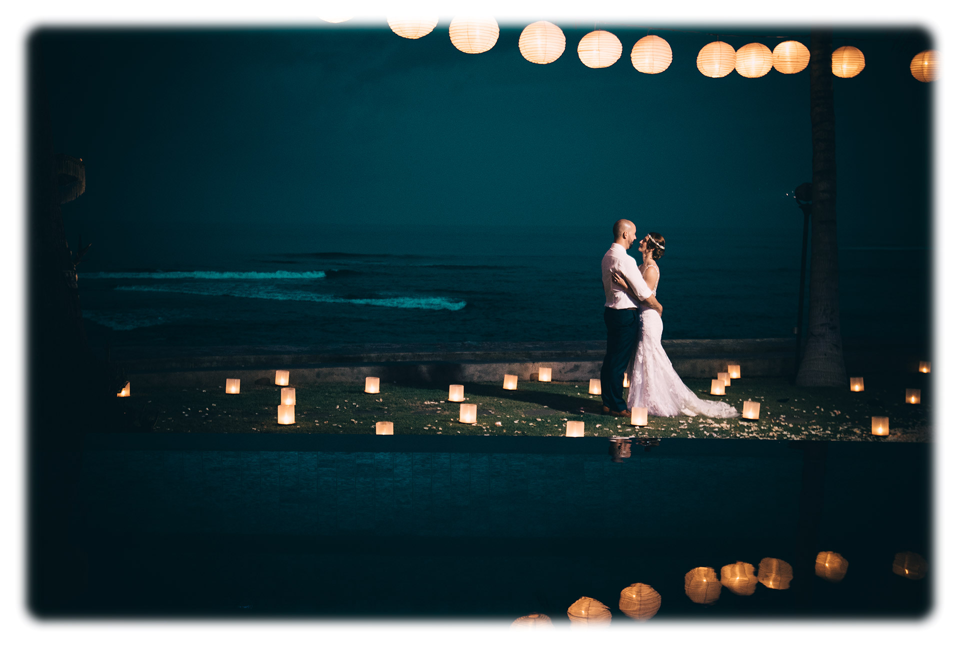 Beach Villa Wedding