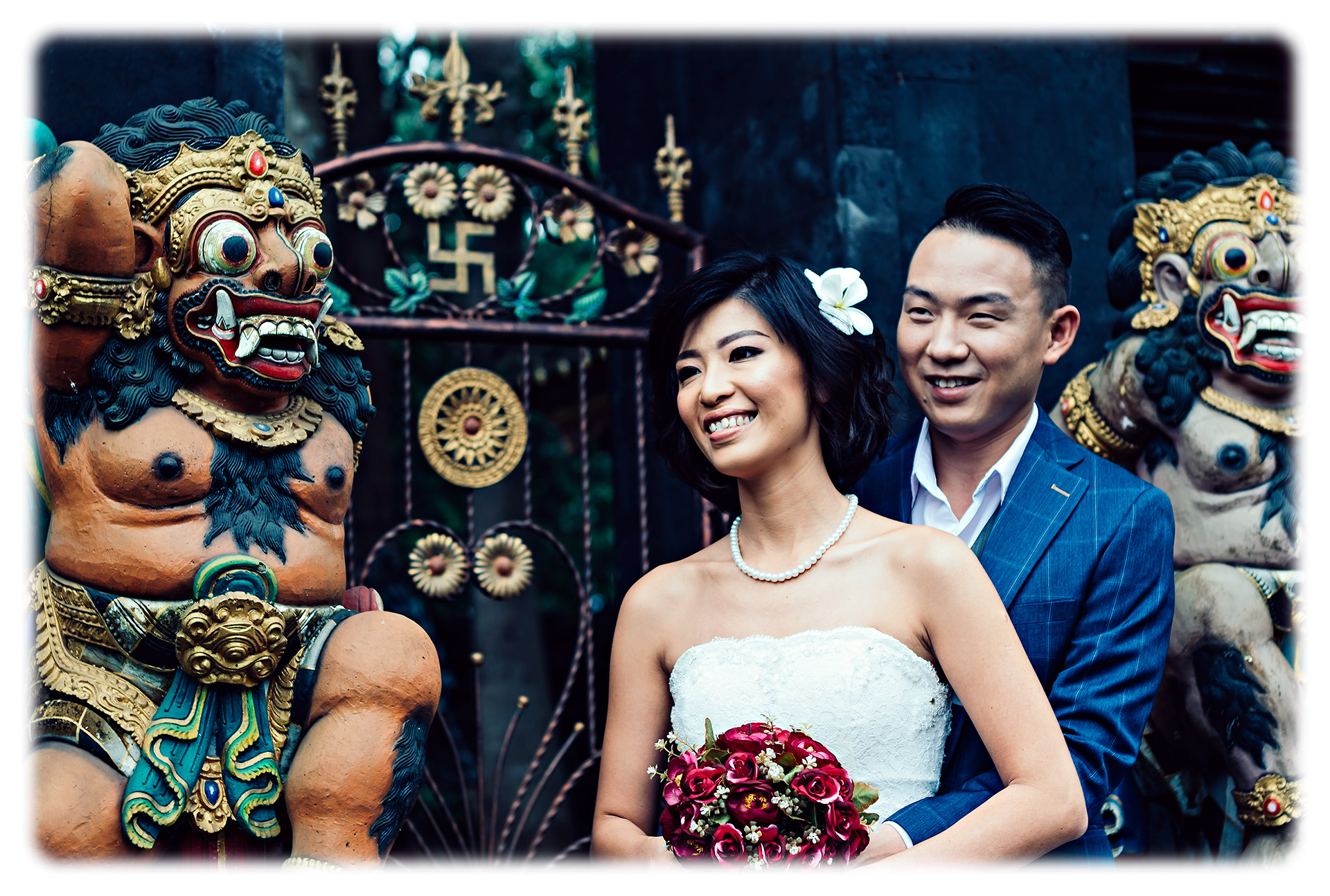 best Bali pre wedding