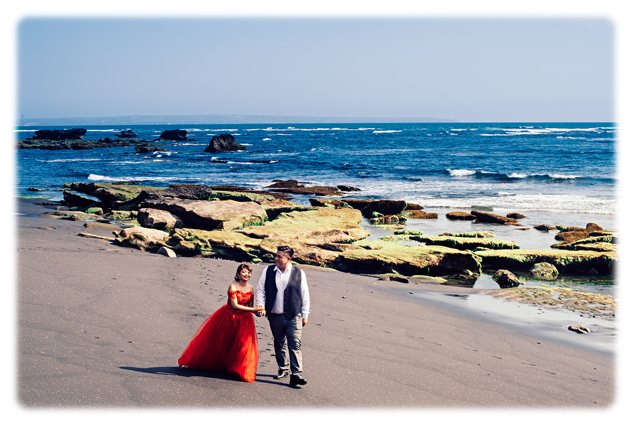 Best Bali pre wedding photographers