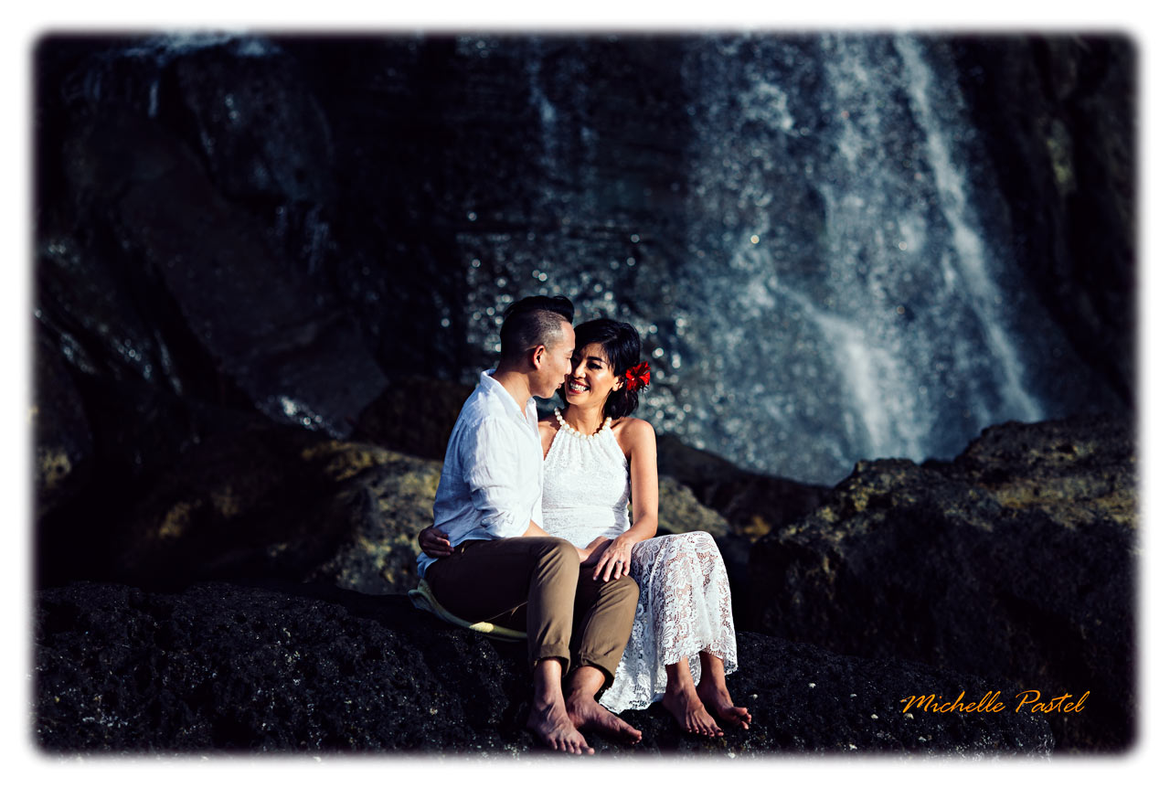 authentic bali pre-wedding photographer