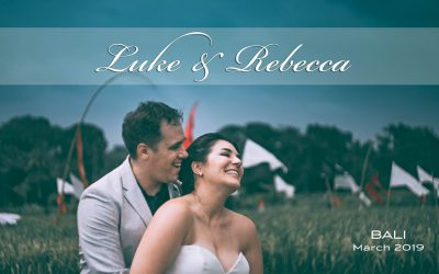 Bali elopement photography package