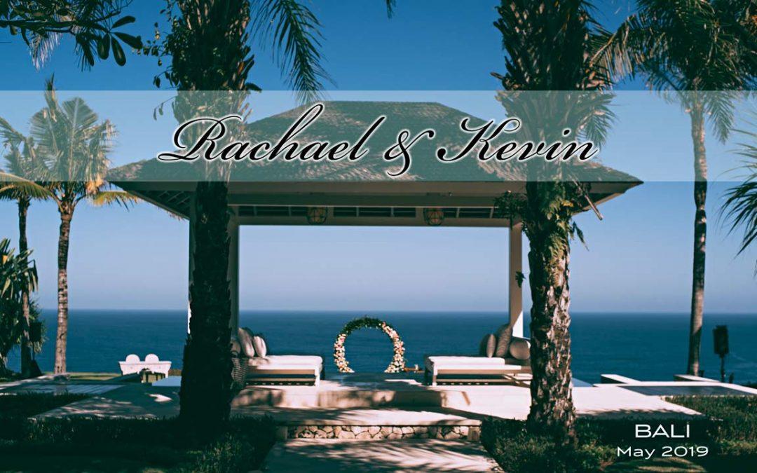 Spectacular Bali clifftop villa wedding