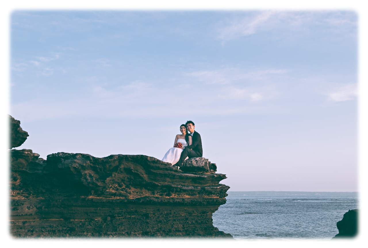 Best Bali Prenup Photographer