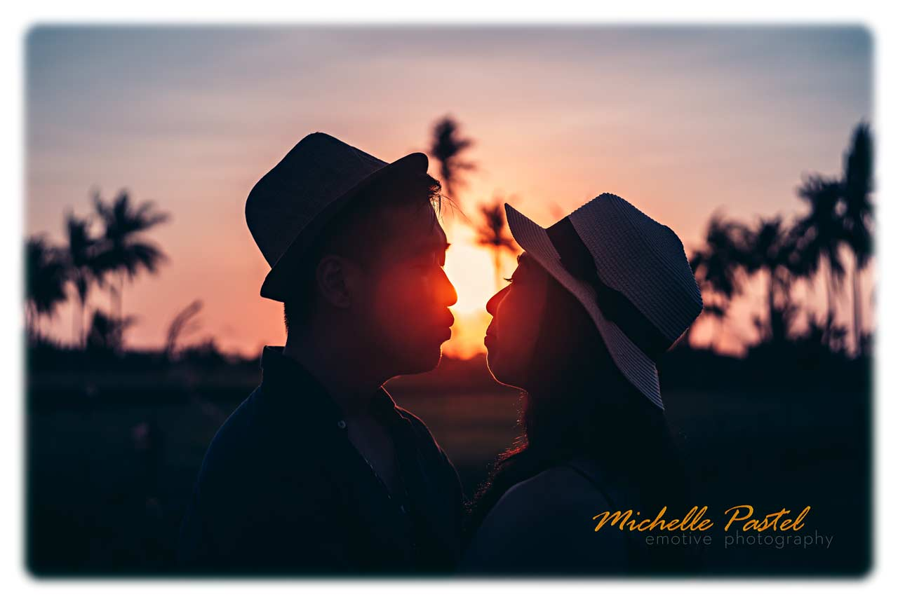 VSCO Bali Pre Wedding Photographer Michelle Pastel